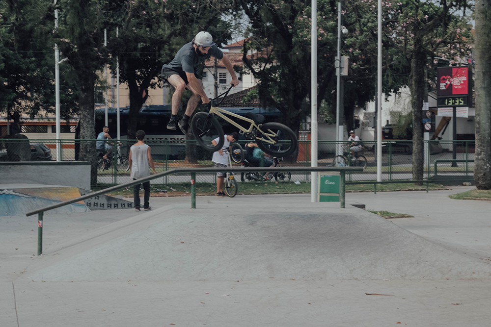 Danilo Rios - Downside Whip