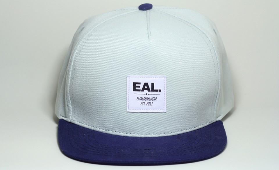 Boné Snapback EAL.